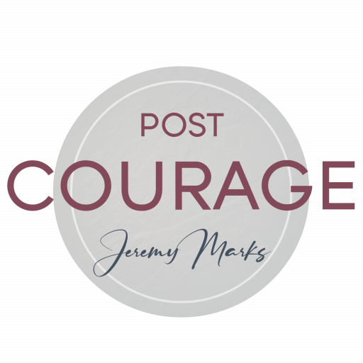 Post Courage